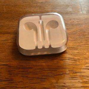 Apple earbud case